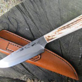 Droit C70 et bois de cerf